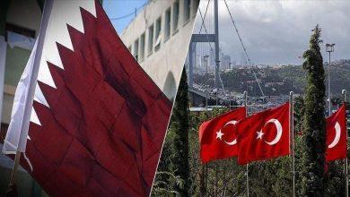 """صورة تركيا وقطر تعقدان الاجتماع السادس لـ """"اللجنة الاستراتيجية العليا"""""""