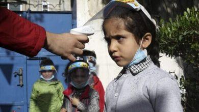 صورة عدد إصابات كورونا في الضفة الغربية وقطاع غزة يسجل أرقاما قياسية