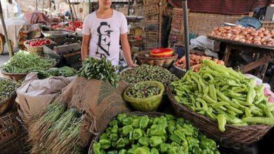 صورة الطماطم ترتفع جنيهين للكيلو.. أسعار الخضروات بسوق العبور خلال أسبوع
