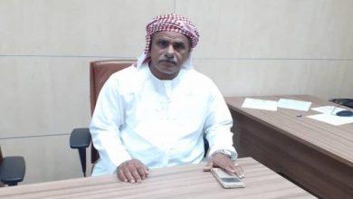 صورة مدير عام شرطة محافظة ارخبيل سقطرى يغادر إلى دولة الإمارات العربية المتحدة في رحلة علاجية