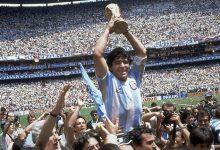 صورة وفاة أسطورة كرة القدم الأرجنتيني دييغو مارادونا
