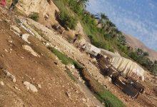صورة حملة لترحيل القاطنين قرب مجاري الأودية
