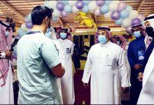 صورة مدير صحة الجوف يدشن المعرض التوعوي للتوعية بأمراض الكبد