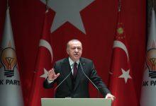صورة أردوغان يردّ على مطالب الإفراج عن سياسي مسجون بتهم الإرهاب