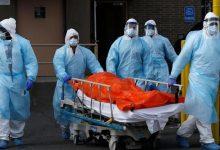 صورة 2000 وفاة بكورونا في يوم واحد بأمريكا.. والمستشفيات تكتظ بالمصابين