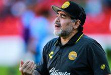 صورة وفاة الأسطورة مارادونا..هكذا نعاه ميسي ورونالدو