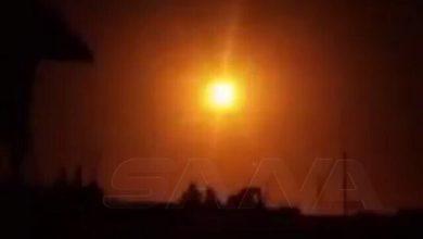 صورة سوريا: إسرائيل تنفذ ضربات بالقرب من دمشق وعلى حدود الجولان