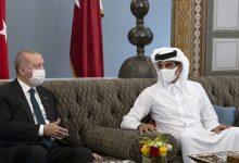 صورة أردوغان أخرس الألسن التي تطاولت عليه واتهمته بخيانة الأمانة بعد هذا الإجراء مع قطر