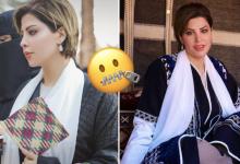 صورة بعد زيارتها للسعودية الفنانة شمس الكويتية تبدي رأيها وتتعرض للهجوم!