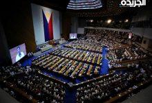 صورة 98 حالة إصابة بفيروس كورونا في مجلس النواب الفلبيني