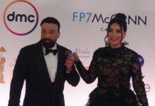 صورة أبرز الثنائيات في حفل افتتاح مهرجان القاهرة السينمائي (صور)