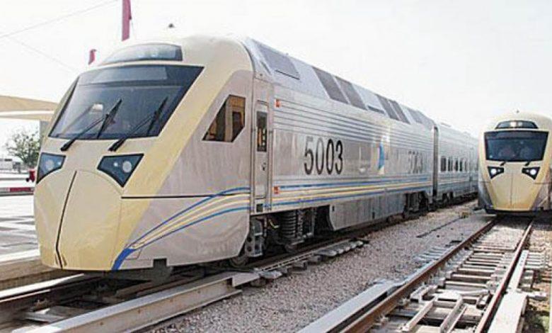 حجز القطار من الرياض إلى الدمام المؤسسة العامة للخطوط الحديدية سواح هوست