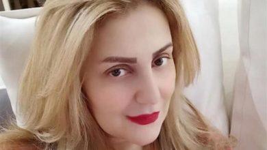 صورة صورة نادرة ورسالة جديدة من رانيا محمود ياسين لوالدها