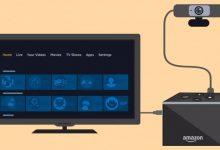 صورة أمازون تضيف دعم كاميرا الويب إلى Fire TV Cube