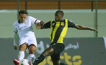 صورة التعادل الايجابي يحسم مواجهة الذهاب بين الشباب والاتحاد – كأس محمد السادس للأندية العربية