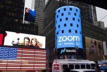 صورة إيرادات Zoom تضاعفت مرة أخرى بمقدار أربع مرات