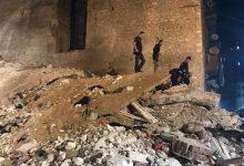 صورة انتشال 4 جثث من ضحايا عقار محرم بك بالإسكندرية  بوابة الأسبوع