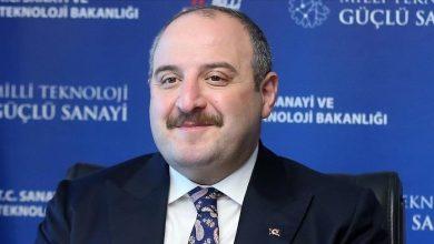 صورة وزير تركي: بلادنا ضمن سبع دول تملك تقنية محركات توربينية غازية