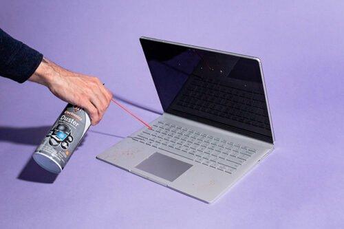 هذه هي أفضل طريقة لتنظيف الكمبيوتر المحمول
