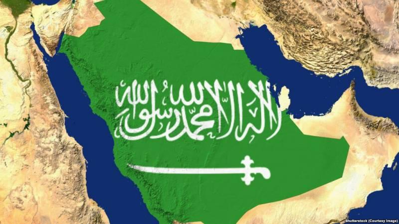مساحة المملكة العربية السعودية سواح هوست