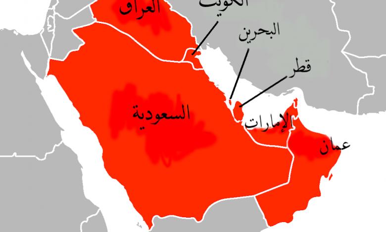 اين تقع الرياض