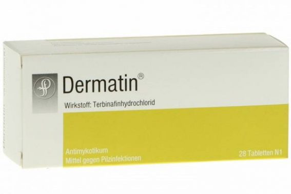 ديرماتين Dermatin مضاد للفطريات واسع المجال